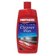 Mothers Marine Cleaner Wax