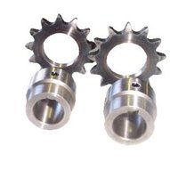Weld-on Hub Sprockets