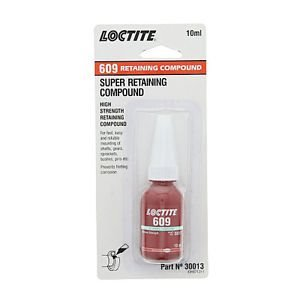 Loctite  609 Super Retaining Compound