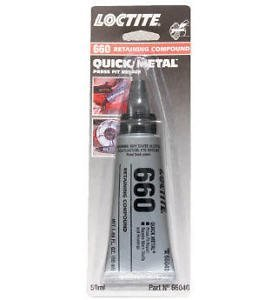 Loctite 660 Quick Metal Retaining Compound